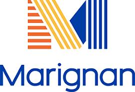 Marignan, partenaire d'Adhésif Publicité - Votre signalétique adhésive sur Nantes (44)