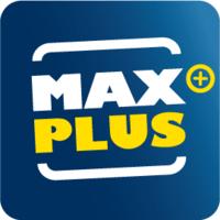 Max Plus, partenaire d'Adhésif Publicité - Votre signalétique adhésive sur Nantes (44)